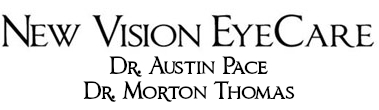 New Vision Eyecare: Dr. Morton D. Thomas